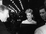 Prince Charles Princess Diana February 1988 Premier of the Film the Last Emperor