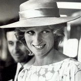 Princess Diana of Wales Visit to Open the Fisher Price Toy Factory in Peterlee