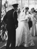 Queen Elizabeth II Marries the Duke of Edinburgh