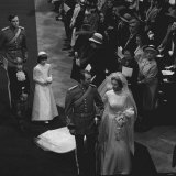 Princess Anne and Mark Phillips Wedding