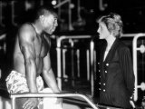 Frank Bruno Boxing Meets Diana Princess of Wales