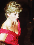 Princess Diana in Japan November 1990