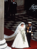 The Wedding of Prince Charles and Lady Diana Spencer on 29th July 1981