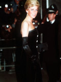 Princess Diana at the Royal Premiere of Dangerous Liaisons in London March 1989