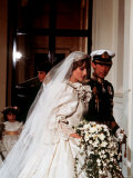 Royal Wedding Prince Charles and Princess Diana July 1981