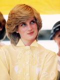 Princess Diana in Australia at St John's Ambulance Regional Center