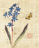 Botanical on Wood I