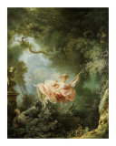 Les Hasards Heureux de l'Escarpolette  c 1767