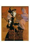 Fratelli Rittatore Torino Reproduction d'art par Adolfo Hohenstein