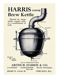 Harris Copper Brew Kettle