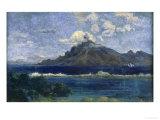 Landscape of Te Vaa