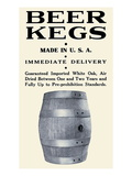 Beer Kegs