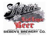 Sieben's Real Lager Beer