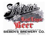 Sieben's Real Lager Beer