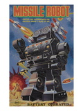 Missile Robot