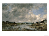 Landscape With Washerwomen