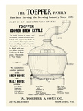 Toepfer Copper Brew Kettle