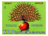 WD Peacock Fancy Apples