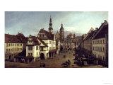 Dresden Market Square