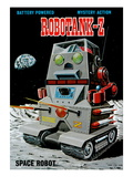 Robotank-Z Space Robot