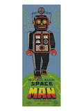 Mechanical Walking Spaceman