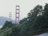 View of the Golden Gate Bridge From San Francisco