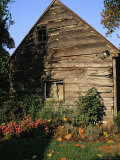 Old Barn in Ellicott City  Maryland