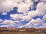 Cumulous Clouds Over the Vermillion Cliffs