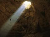 Ben Caddell Descends Majlis Al Jinn Cave