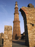 Qutab Minar Tower  Built in the 13Th Century