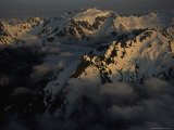Mount Olympus and Its Sister Peaks