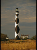 Cape Lookout Light  Prototype For All Outer Banks Lighthouses