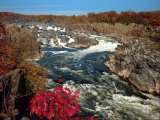 View of Great Falls As Seen From Virginia