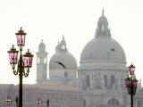 Santa Maria Della Salute Church on Venice's Grand Canal