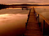 Pier at Mallacoota Inlet