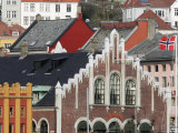 Hanseatic Museum and Adjoining Buildings on Bryggen