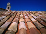 Tiled Roof and Tower  Old Town