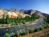 Coruh Valley and River