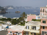 Houses Overlooking Ponza Bay