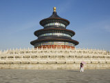 Hall of Prayer for Good Harvest in Temple of Heaven Park