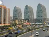 Xizhimen Subway Buildings  Xicheng