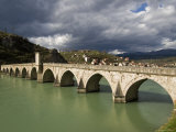 Mehmed Pasa Sokolovic Bridge over the Drina River