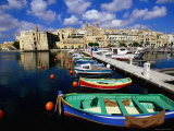 City and Harbour from Vittoriosa