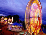 Rose Festival Waterfront Village Carnival  Tom Mccall Waterfront Park