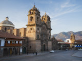 Quiet Morning Streets in Cusco