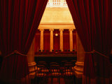 Behind the Curtain is the Supreme Court of Washington Dc