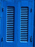 Detail of Window Shutters