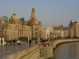 River Promonade and Buildings on the Bund