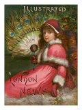 Christmas Edition of the Illustrated London News  1888