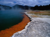 Champagne Pool at Wai-O-Tapu Thermal Wonderland